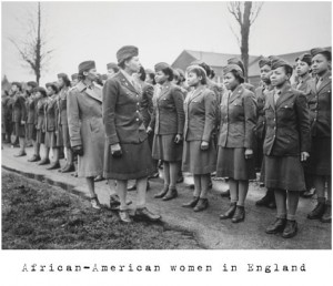African-American-women-in-England
